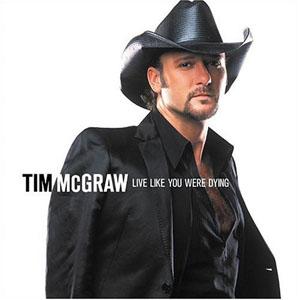 <i>Live Like You Were Dying</i> 2004 studio album by Tim McGraw