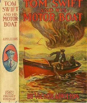 Tom Swift And His Motor Boat Wikipedia