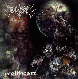 <i>Wolfheart</i> album by Moonspell from 1995