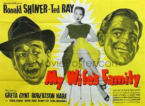 <i>My Wifes Family</i> (1956 film)