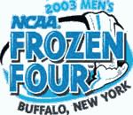 2003 NCAA Division I Mens Ice Hockey Tournament