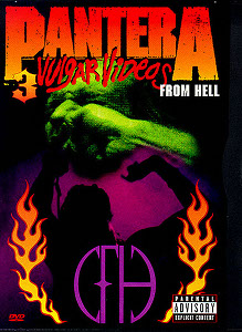 Amazon. Com: vulgar video pantera [vhs]: phil anselmo, rex brown.