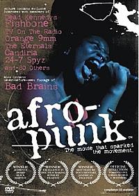 <i>Afro-Punk</i> (film) 2003 film by James Spooner