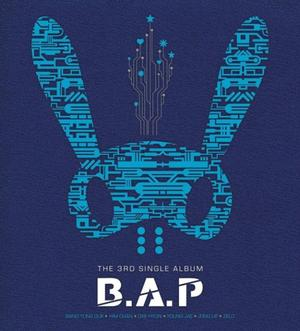 Stop It (B.A.P song) - Wikipedia Bap 1004 Album Cover