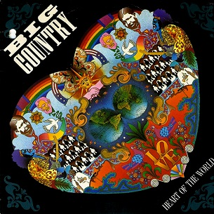 Heart of the World (song) 1990 song by Scottish rock band Big Country