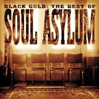 <i>Black Gold: The Best of Soul Asylum</i> 2000 greatest hits album by Soul Asylum