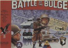 <i>Battle of the Bulge</i> (1991 game)