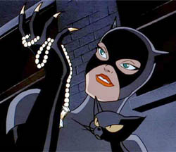 Catwoman, and Isis, as seen in Batman: The Ani...