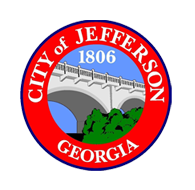 Official seal of Jefferson, Georgia