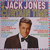 <i>Curtain Time</i> 1968 studio album by Jack Jones