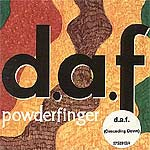 Cover image of song D.A.F. by Powderfinger