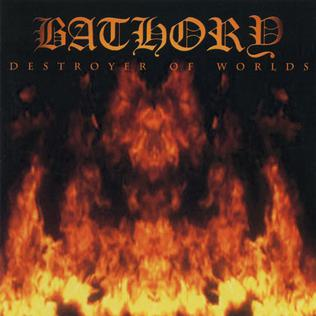 <i>Destroyer of Worlds</i> album