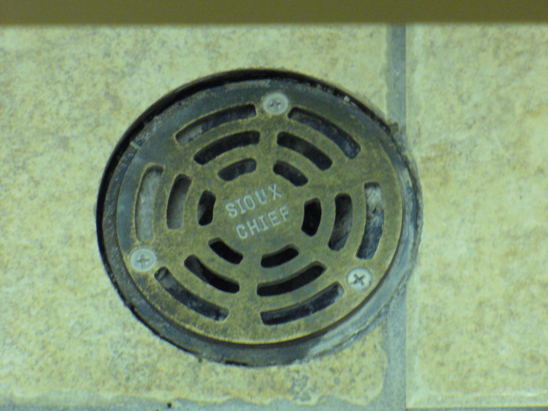 File floor drain jpg wikipedia for Ground drain