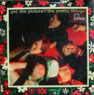 <i>Get the Picture?</i> (The Pretty Things album) album by The Pretty Things