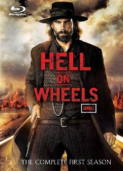 Hells On Wheels Staffel 5