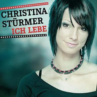 Ich lebe 2005 single by Christina Stürmer