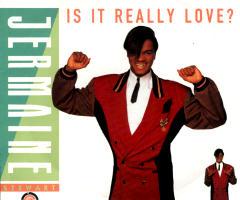 Is It Really Love? 1989 single by Jermaine Stewart