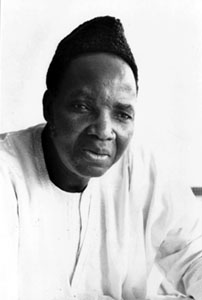Joseph Ki-Zerbo Burkinabé historian, politician and writer