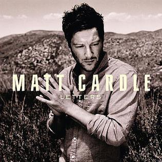 <i>Letters</i> (Matt Cardle album) 2011 studio album by Matt Cardle