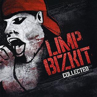 <i>Collected</i> (Limp Bizkit album) 2008 compilation album by Limp Bizkit