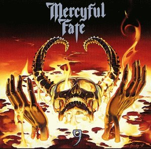 <i>9</i> (Mercyful Fate album) 1999 album by Mercyful Fate