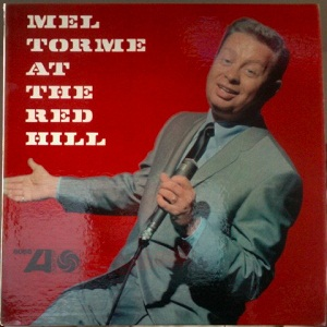 Mel Tormé at the Red Hill - Wikipedia