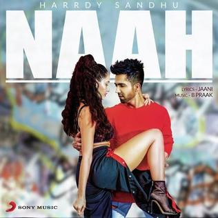 Naah Single by Harrdy Sandhu