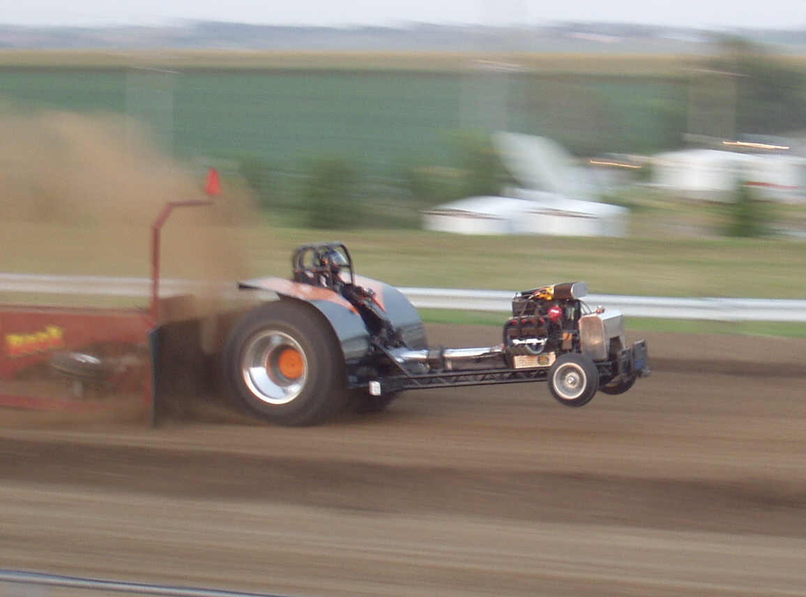 Tractor Pulling Classes