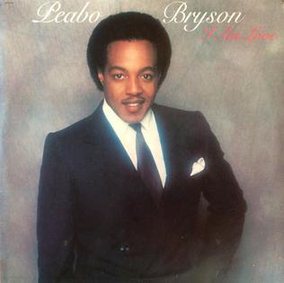 <i>I Am Love</i> (album) 1981 studio album by Peabo Bryson