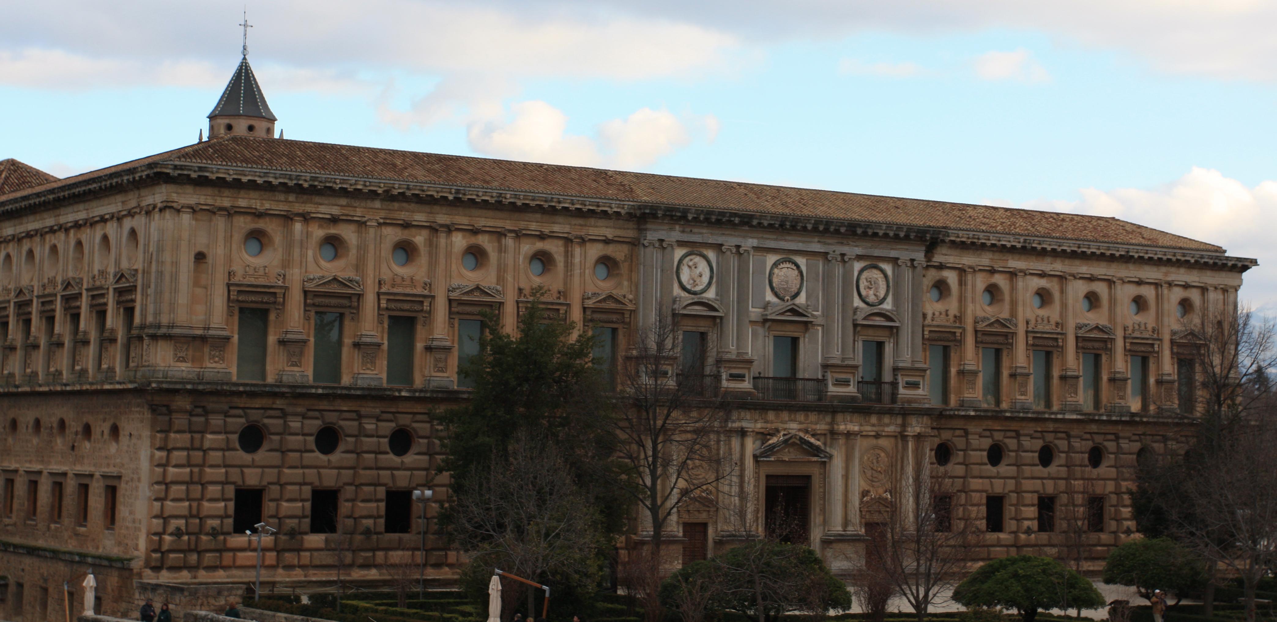 File:Palacio de Carlos V Exterior Cropped.JPG - Wikipedia