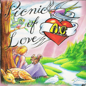 Anal cunt picnic of love