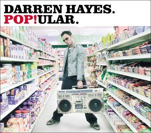 Darren Hayes — Popular (studio acapella)
