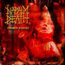 <i>Punishment in Capitals</i> live album by Napalm Death