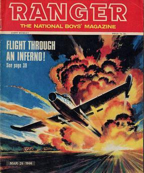 Ranger Magazine Wikipedia