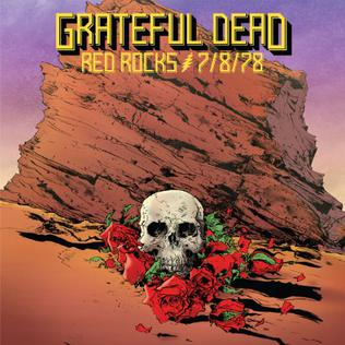 <i>Red Rocks: 7/8/78</i> 2016 live album by Grateful Dead