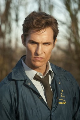 Rust cohle personality
