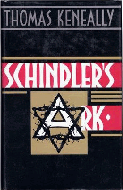 Image result for schindler's ark banned