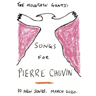 <i>Songs for Pierre Chuvin</i> 2020 studio album by the Mountain Goats