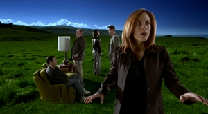 Sunshine Days 18th episode of the ninth season of The X-Files