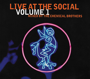 <i>Live at the Social Volume 1</i> 1996 live album by The Chemical Brothers