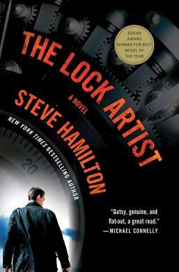 <i>The Lock Artist</i> book by Steve Hamilton