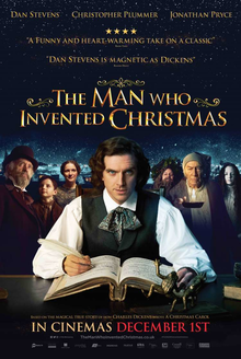 Miss Christmas Cast.The Man Who Invented Christmas Film Wikipedia