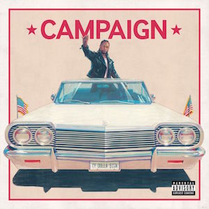 <i>Campaign</i> (mixtape) 2016 mixtape by Ty Dolla Sign