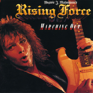 <i>Marching Out</i> 1985 studio album by Yngwie Malmsteen