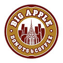 Big Apple Donuts & Coffee logo