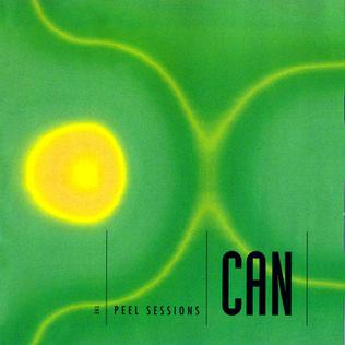 <i>The Peel Sessions</i> (Can album) 1995 compilation album by Can