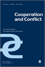 <i>Cooperation and Conflict</i> journal
