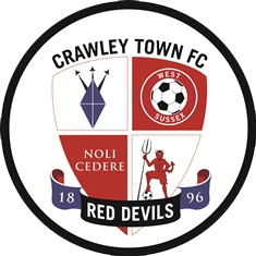 Crawley Town crest