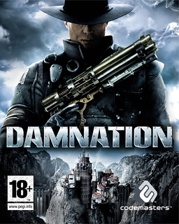 Damnation (video game) - Wikipedia, the free encyclopedia