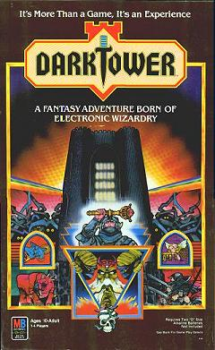 Dark Tower Box Cover